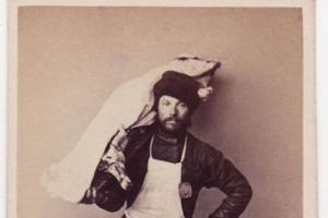 Русский бизнес 1860-х годов: как выглядели уличные продавцы Москвы и Санкт-Петербурга