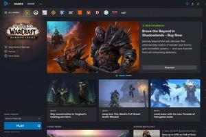 Blizzard выпустила крупнейшее за последние восемь лет обновление игрового сервиса Battle.net