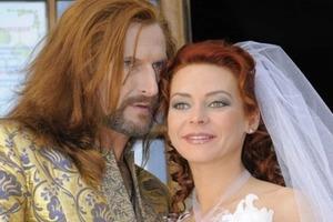 59-летний Никита Джигурда и 45-летняя Марина Анисина поженились во второй раз