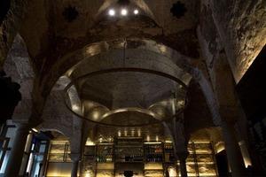 Во время ремонта в испанском баре нашли баню 12-го века