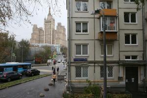 Средняя цена одного квадратного метра жилья в хрущевках за год увеличилась на 13 % (49,7 тыс. рублей)