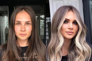 Для любительниц русых оттенков: несколько трендовых идей окрашивания волос для разной длины и возраста