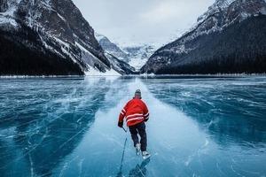 Путешественник побывал на 7 континентах в погоне за селфи с удивителными природными ландшафтами