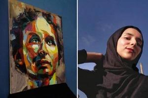 Художники со всего мира приняли участие в челлендже: показали себя в противовес своим работам