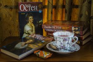 """Чаепитие с Джейн Остин: какой чай любила автор романа """"Гордость и предубеждение"""", и какую роль этот напиток играл в ее произведениях"""