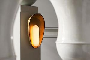 Канадский дизайнер создал настенный светильник, вдохновившись образом нимба Девы Марии