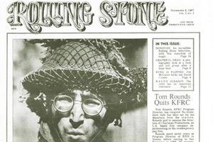 Фото Джона Леннона стало пророческим: прошло 53 года с выпуска первого номера журнала Rolling Stone