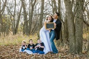 Идеи для семейных фото: легко повторить без особых навыков