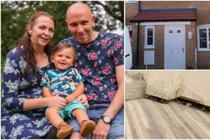 «Приносим извинения за неудобства!» Британская пара обнаружила более 200 дефектов в своем новом доме