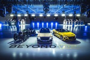 Линейка автомобилей класса люкс Bentley будет полностью электрической к 2030 году