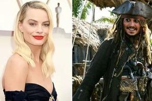 """Звезда """"Пиратов Карибского моря"""" Марго Робби рассказала о своей роли в новой серии захватывающего фильма о пиратах"""