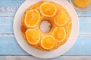 Простой рецепт сочного апельсинового пончика: нужно очень постараться, чтобы получилось некрасиво или невкусно