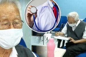 82-летний дедушка хочет изучать медицину, чтобы помогать людям и давать бесплатные консультации