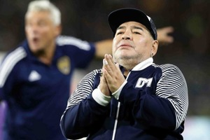 В свои последние дни Диего Марадона не хотел никого видеть, он даже отключил свой мобильный (последнее фото футболиста)