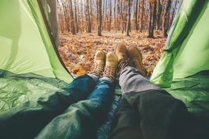 Если во сне вы увидели себя спящим в палатке с любимым человеком, не спешите со свадьбой! Что означает палатка во сне