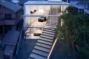 Архитектурный обозреватель Dezeen назвал лучшие лестницы, построенные в 2020 году. Показываем шесть из них