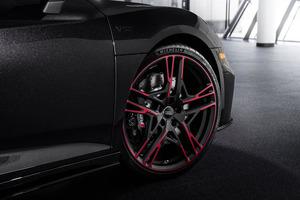 Эксклюзивная краска с эффектом кристаллов: Audi представила редкую версию спорткара Audi R8 RWD 2021