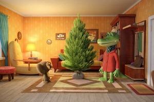 Новогоднюю серию мультфильма про Крокодила Гену и Чебурашку озвучат Леонид Ярмольник и Анжелика Варум