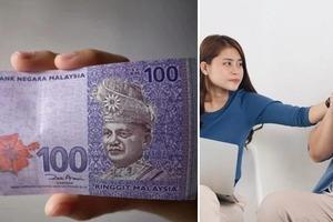 Житель Малайзии признался, что отдает всю зарплату жене и получает от нее всего 100 RM (около 1 812 рублей) в месяц на карманные расходы: эт