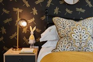 Стены не обязательно должны быть розовыми: стильная и современная комната для девочки по совету дизайнера