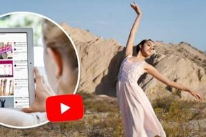 15-летняя девочка из Аргентины училась танцевать балет по урокам в YouTube и в итоге получила престижную стипендию