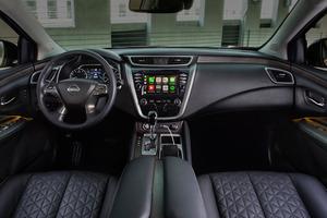 Заднее автоматическое торможение: Nissan Murano 2021 получит новый пакет Special Edition. Производитель объявил цены на авто