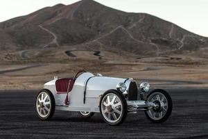 Обзор первого привода Bugatti Baby II: самое большое удовольствие, которое можно испытать на четырех колесах электрического гоночного автомо