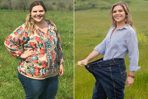 История успешного похудения является отличной мотивацией: невероятная трансформация реальных женщин в 2020 году (фото до и после)