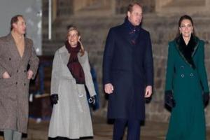 Принца Уильяма и его жену Кейт обвиняют в нарушении правил изоляции в связи с коронавирусом