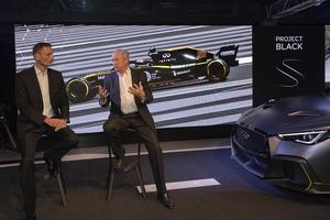 Infiniti завершает свое участие в «Формуле-1»: бренд решил сосредоточиться на производстве электромобилей