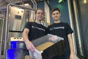Как еще можно использовать пищевые отходы: ребята из монреальского кооператива превращают пиво в хлеб
