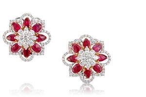 Модные тенденции в ювелирных изделиях с гранатом: серьги, кулоны, кольца