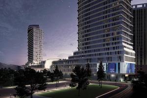 Самая высокая башня в мире в Торонто и вертикальный город в Дубае: монументальные архитектурные проекты мира