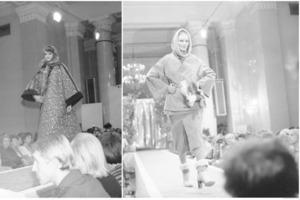 Как проходили показы зимней моды в Польше 50 лет назад: что предлагали модельеры людям (фото)