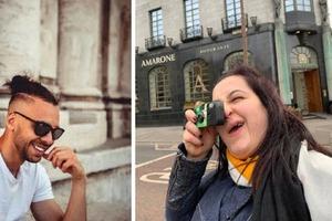 Кто в паре - талантливый? 10 снимков, доказывающих, что девушки лучше фотографируют, чем парни
