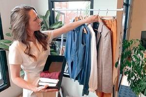 Ученица Мари Кондо поделилась своим планом по расхламлению гардероба в 2021 году, который не просто можно, а нужно повторить всем женщинам
