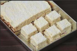 """Люблю десерты с кокосом, они всегда нежные и очень вкусные: рецепт торта """"Кокосик"""""""