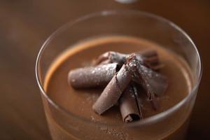 Вкусный карамельно-шоколадный пудинг, приготовленный дома: следите за температурой