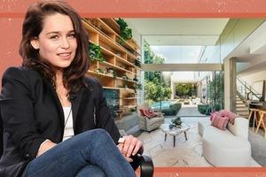 Звезда сериала «Игра престолов» Эмилия Кларк продала дом в Лос-Анджелесе за 4,4 миллиона долларов (фото)