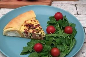Сырный пирог с беконом и сливками: вкуснятина, которую можно готовить хоть каждый день