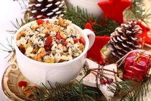 Рождественская кутья: с апельсиновым соком, миндалем и не только. Интересные рецепты традиционного блюда