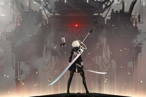 Раскрыт последний секрет игры Nier: Automata – найден чит-код, благодаря которому после пролога можно не только перейти сразу к финалу, но и
