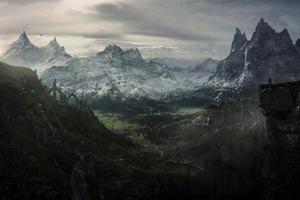 Bethesda выложила тизер The Elder Scrolls 6 с картой. Так считают фанаты, которые увидели на ней намеки на сеттинг