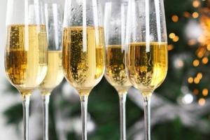 Осталось шампанское? Ризотто и другие блюда, которые можно приготовить с игристым вином