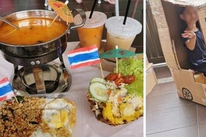 Поездка в Тайланд отменилась, но семейное путешествие все равно состоялось: мама устроила своим детям незабываемый выезд