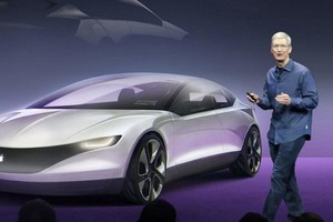 Hyundai подтвердила переговоры с Apple о создании беспилотного автомобиля: к 2024 году планируется начать выпуск таких электромобилей