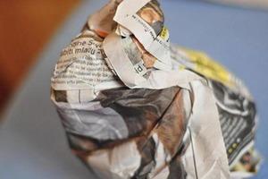 """Оказывается, одежда тоже может """"протухнуть"""": избавляюсь от неприятного запаха с помощью газеты"""