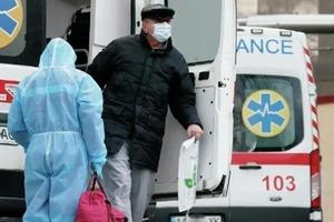 Украина ввела двухнедельный усиленный карантин из-за пандемии COVID-19