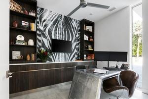 Тенденции дизайна домашнего офиса на 2021 год: многие готовы навсегда изменить культуру работы. Как это сделать, рассказывает консультант