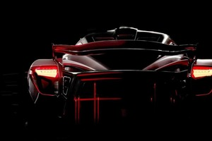 Picasso Automotive представила сверхлегкий Picasso PS-0: новый суперкар родом из Швейцарии